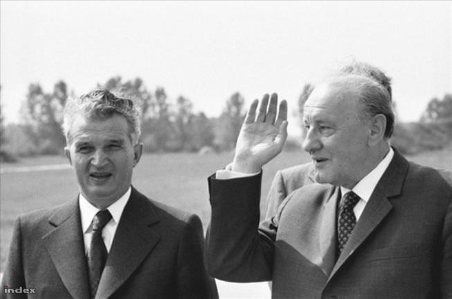 Kommunisták, árulók: Ceausescu és Kádár